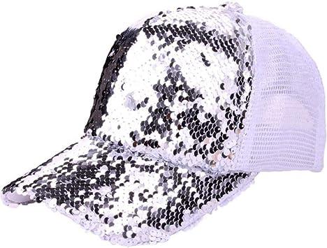 HANOB Sombrero Gorras Mujer Verano Sombreros para El Sol Gorra De ...