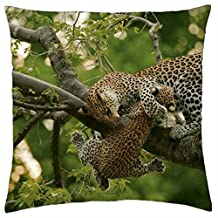 """iRocket - I told you to sit still up here - Throw Pillow Cover (18"""" x 18"""")"""