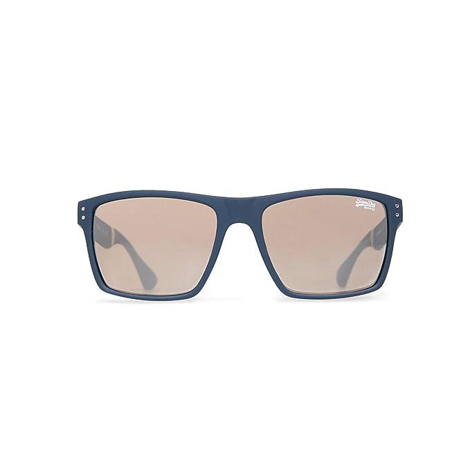 Superdry Yakima Hombre Gafas De Sol Azul: Amazon.es: Ropa y ...