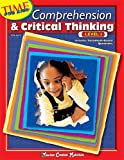 Comprehension and Critical Thinking, Level 3, Jennifer Overend Prior, 0743933737