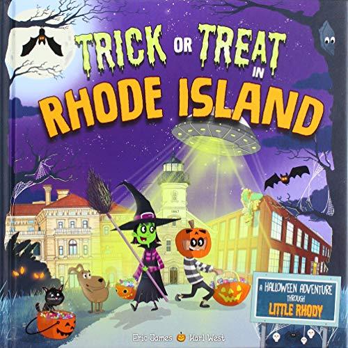 Islands Of Adventure Halloween 2019 (Trick or Treat in Rhode Island: A Halloween Adventure Through Little)
