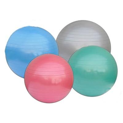 übungsball Siège et de fitness Ballon de 45cm à 75cm
