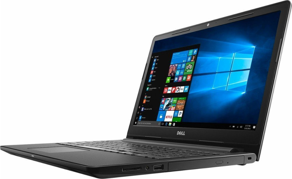 Top Performance Dell Inspiron 15.6'' Touchscreen Premium Laptop, 7th Intel Core i3-7100U 2.4GHz, 8 GB DDR4 RAM, 1 TB HDD, HDMI, DVD-RW, Bluetooth, HDMI, Web Camera by Dell (Image #2)