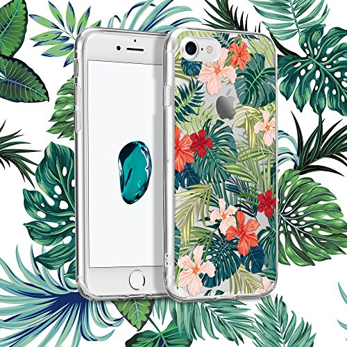 GMYLE Tropical Pattern Designer Protective
