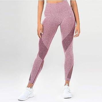 WZXY Pantalones de Yoga Pantalones de Yoga Leggings sin ...