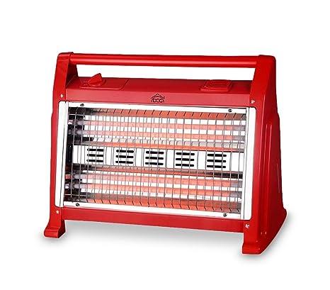 SA9524 Estufa de cuarzo DCG con humidificador y ventilación integrada 800 -1600W
