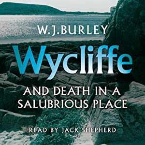 Wycliffe and Death in a Salubrious Place Audiobook