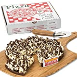 Gourmet Chocolate Gift Box | Gluten Free Dessert Chocolate Lovers Popcorn Pizza | Kosher Certified – By NomNom Delights