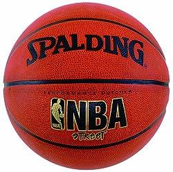 "Spalding Nba Street Basketball - Youth Size 5 (27.5"")"