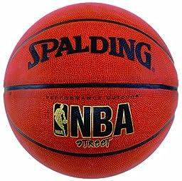 Spalding NBA Street Basketball - Youth Size 5 (27.5\