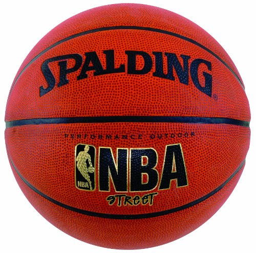 Spalding NBA Street Basketball - Youth Size 5 (27.5