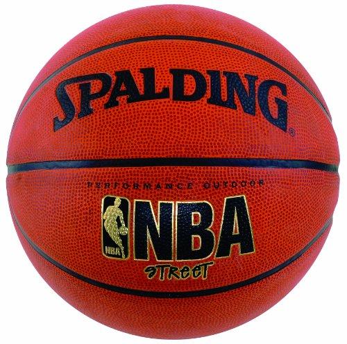 Spalding NBA Street Basketball - Youth Size 5 (27.5