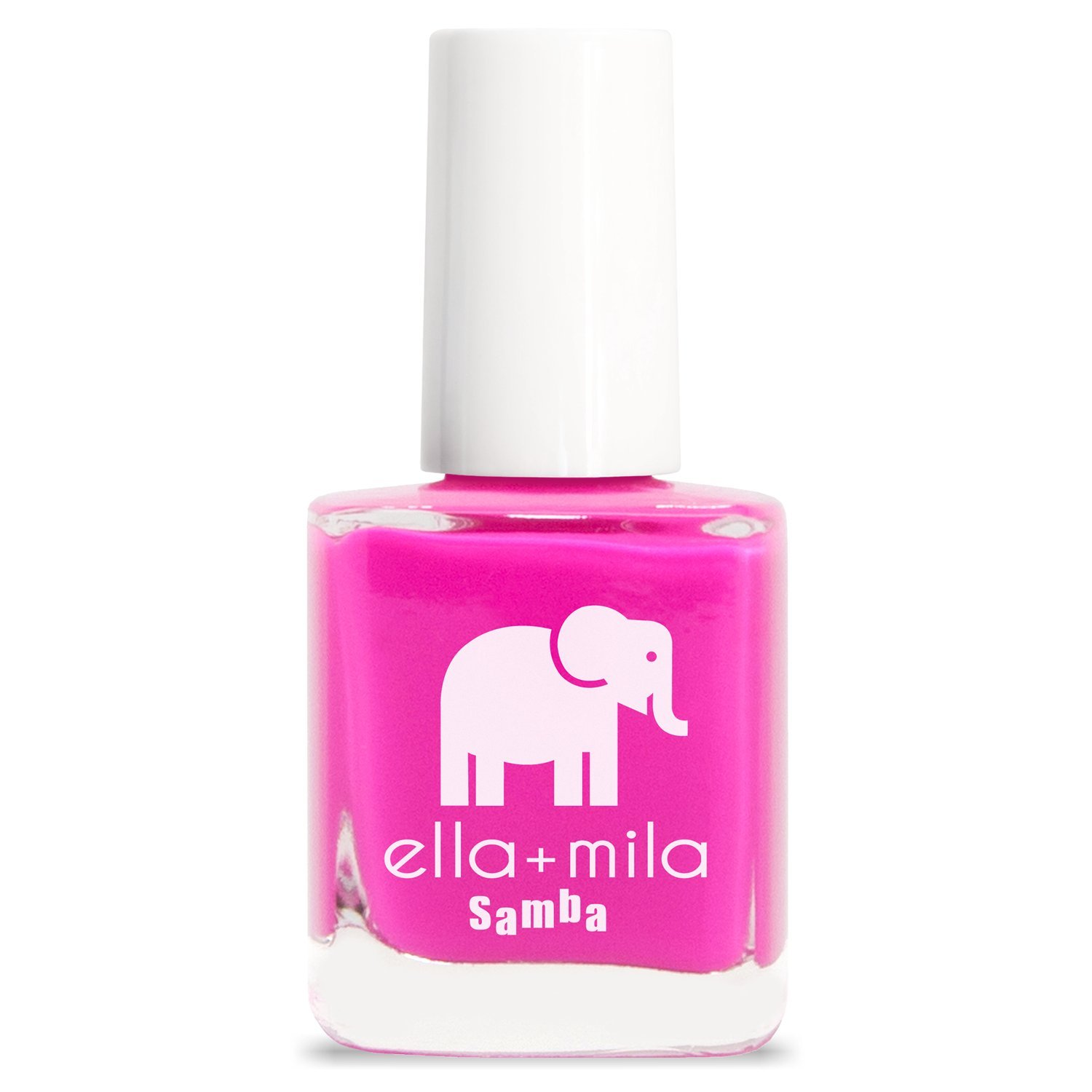 ella+mila Nail Polish, Samba Collection - Sun Has Set