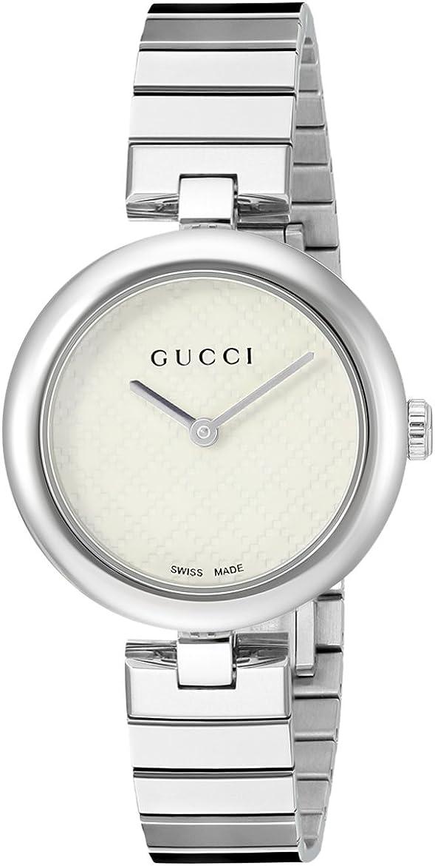 Reloj Gucci para Mujer YA141402: Amazon.es: Relojes