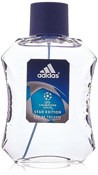 Adidas Uefa Champions Edition Eau de Toilette para Hombre - 100 ml.: Amazon.es: Belleza