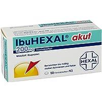 IbuHEXAL akut 200 mg, 50 St. Filmtabletten