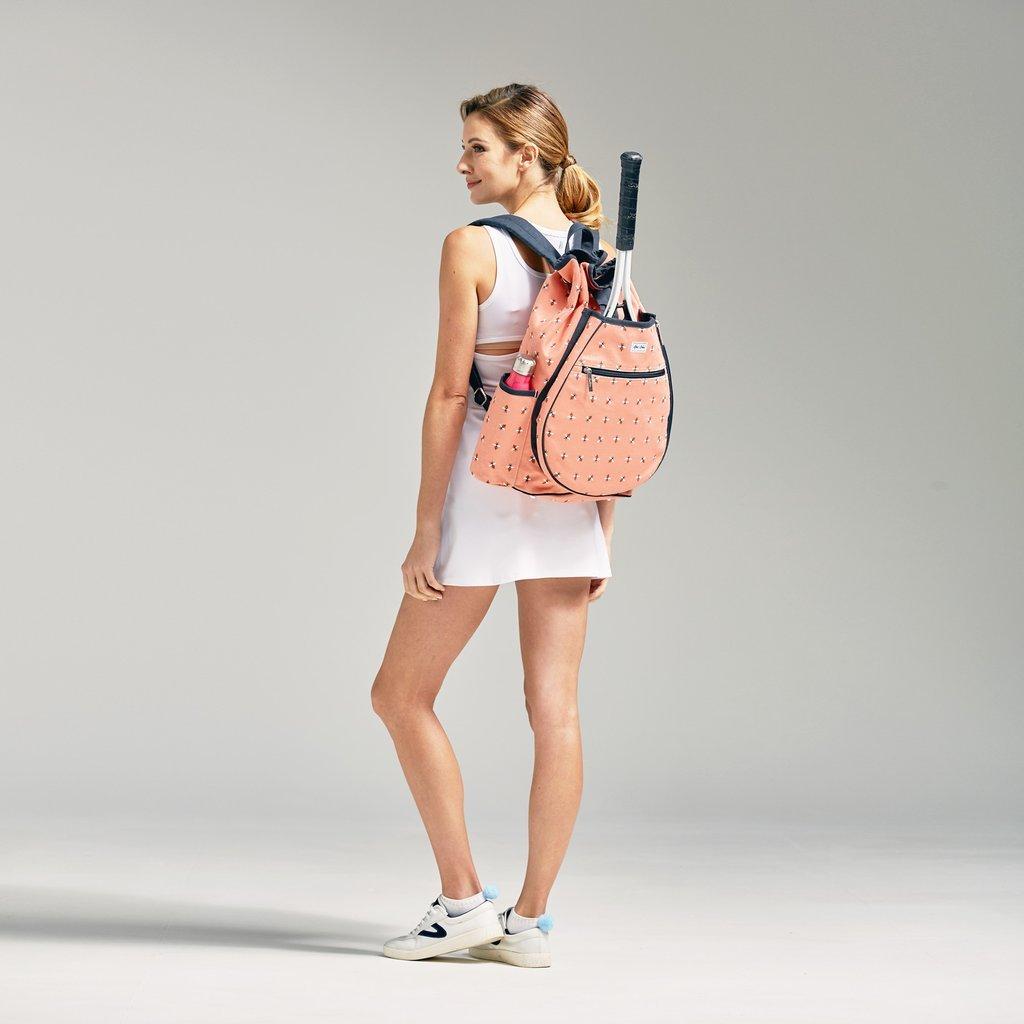 Ame & Lulu Bee's Knees Kingsley Tennis Backpack by Ame & Lulu (Image #4)