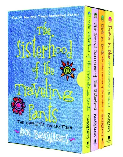 Book cover for The Sisterhood of the Traveling Pants