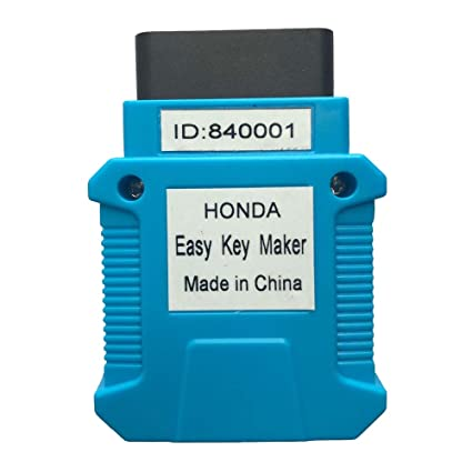 Jctools Easy Key Maker For Honda Programmer Support All Lost Transponder Smart With OBDII