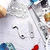 4 Pieces Serger Blade Sewing Machine Blades Serger