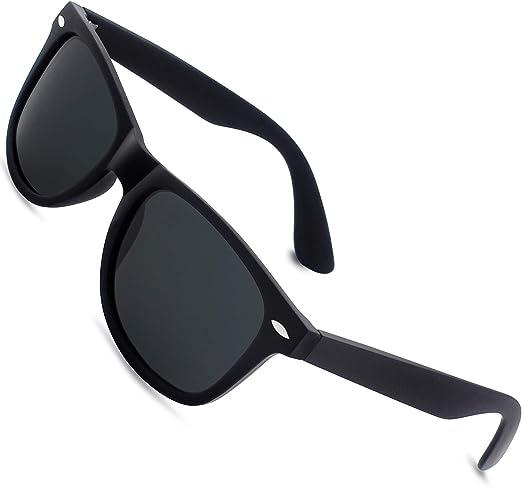 Shark Premium Blue Sunglasses Polarized Grey Cat-3 UV400 Lenses