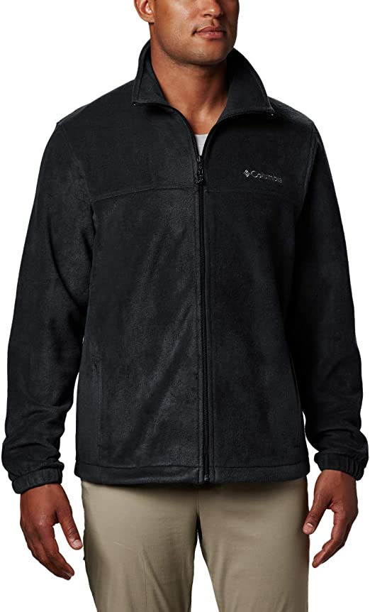 Columbia Road 2 Peak Mens Blue Fleece Jacket