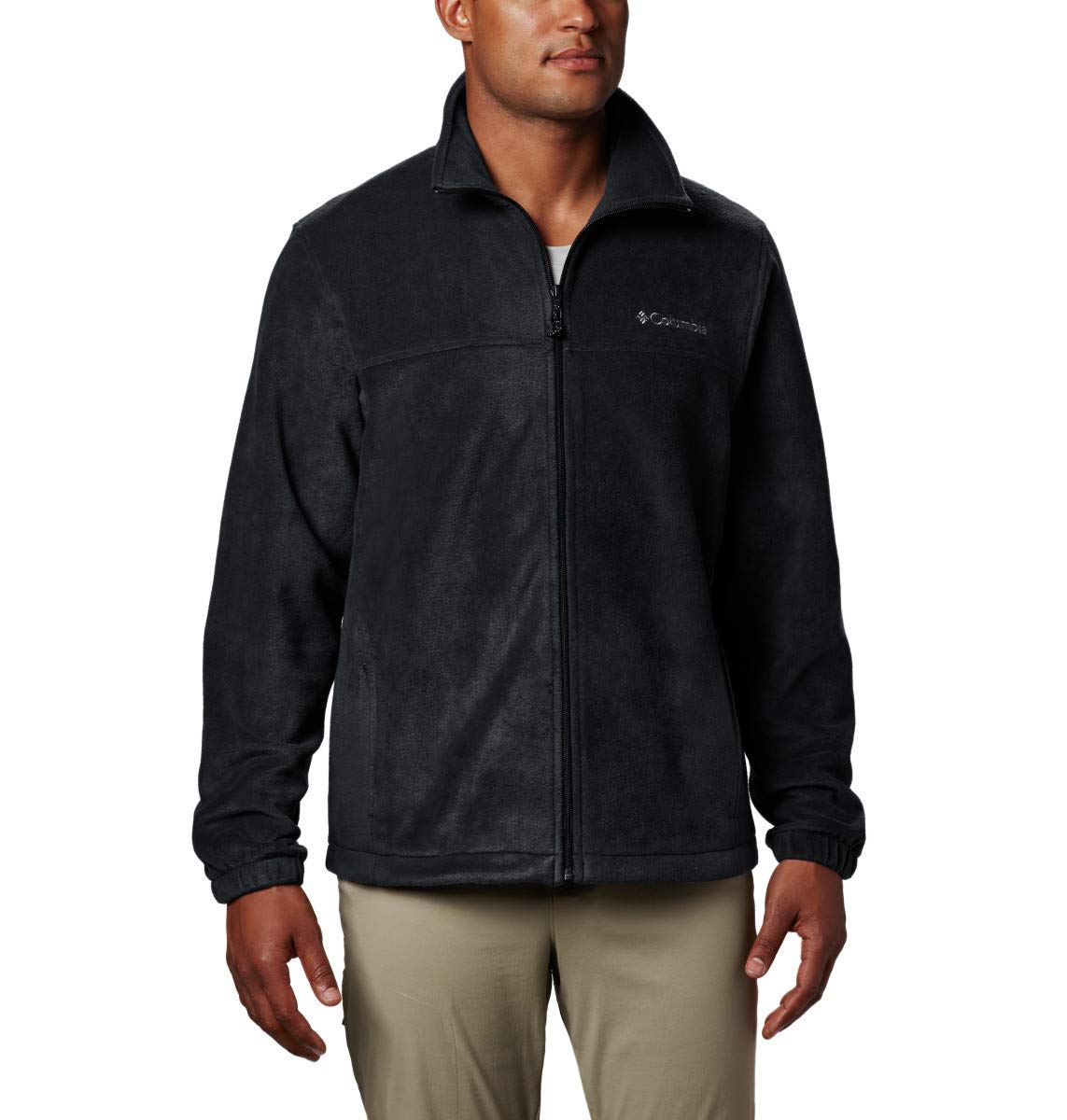 Columbia Men's Steens Mountain Full Zip 2.0, Soft Fleece with Classic Fit by Columbia