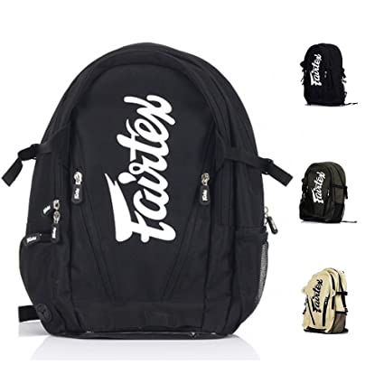 603e3189464a Fairtex Compact BackPack Gym Bag BAG8