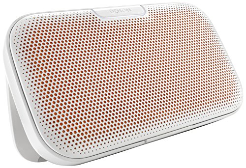 Denon Envaya Portable Bluetooth Speaker - White