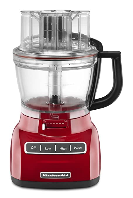 amazon com kitchenaid kfp1333er 13 cup food processor with rh amazon com