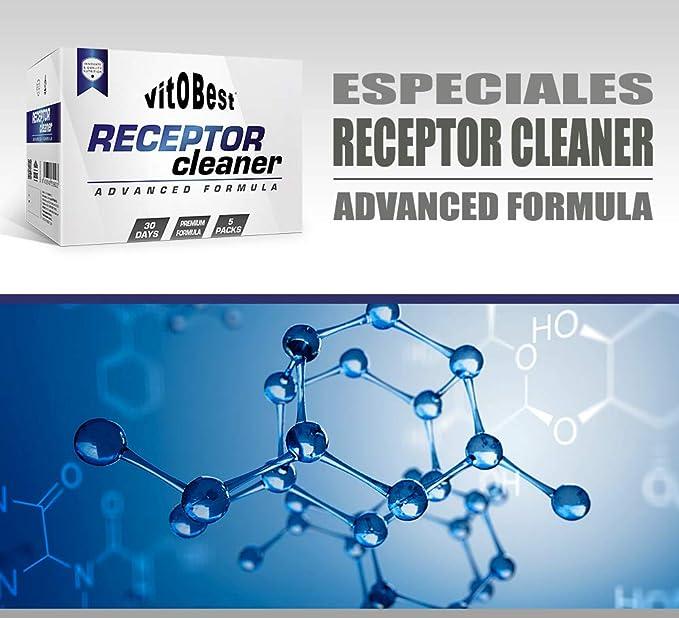RECEPTOR CLEANER Limpiador de receptores - Suplementos Alimentación y Suplementos Deportivos - Vitobest
