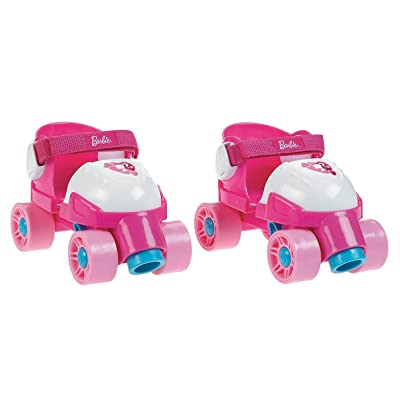 Fisher-Price Grow with Me 1,2,3 Roller Skates, Pink: Toys & Games