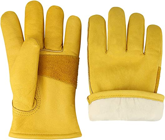 working gloves leather Driver glove soft leather leather gloves