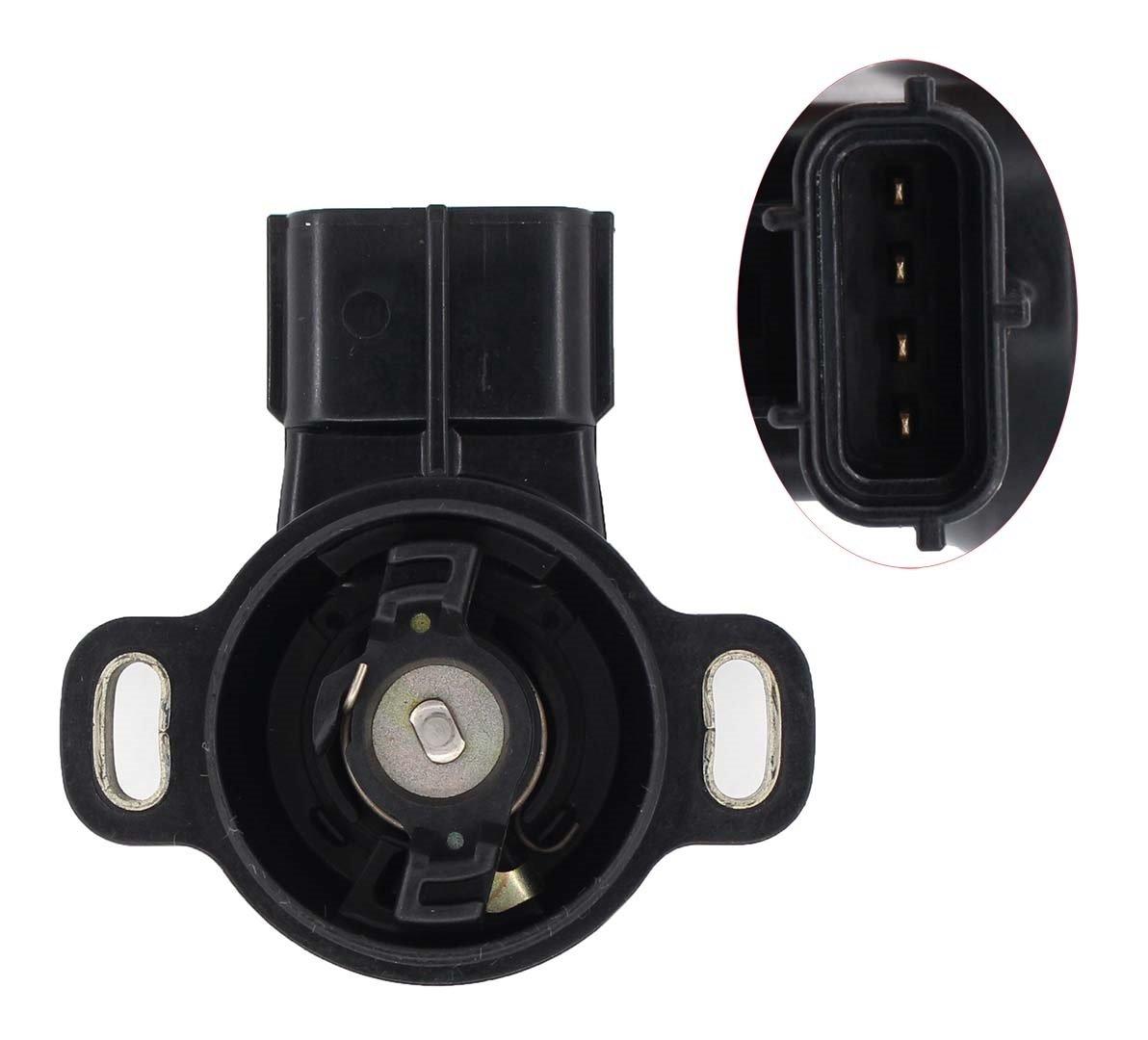 Throttle Position Sensor TPS For Toyota 4Runner Supra T100 Tacoma Lexus Toyota Land Cruiser Sequoia Tundra Replaces # 89452-30140 89452-22080