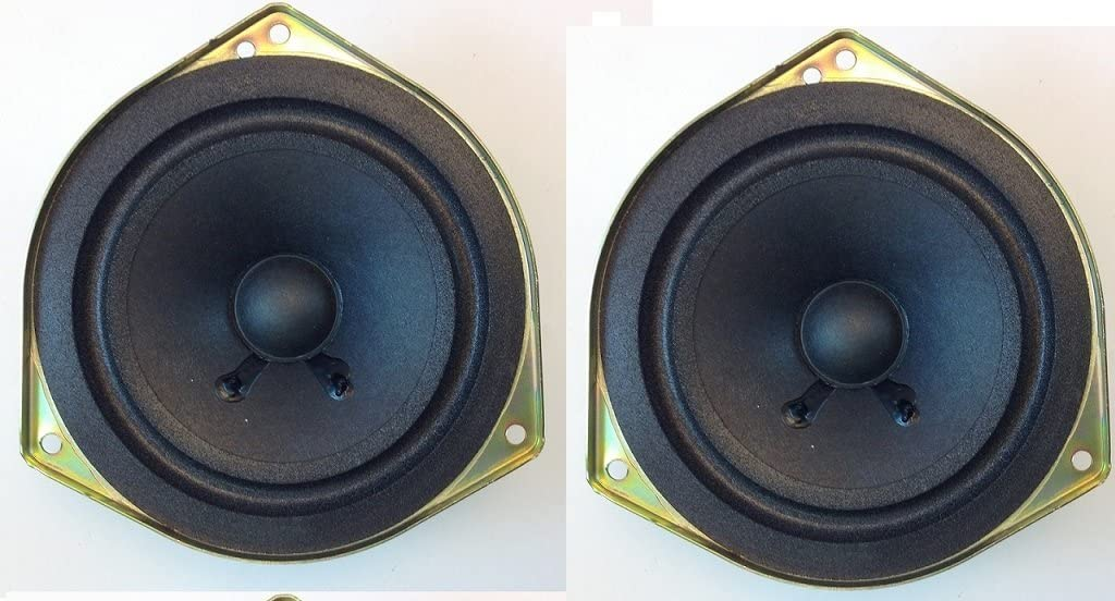 "CES 4.5"" Full-Range Speaker with 3 Hole MOUNTING (Pair)"