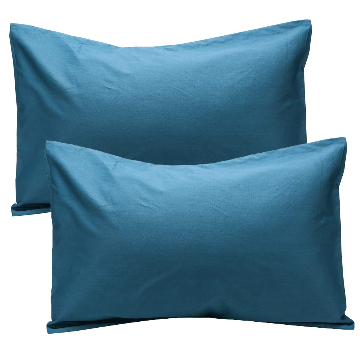 Kids Toddler Pillowcases UOMNY 2 Pack 100/% Cotton Pillow Caver Pillowslip Case Fits Pillows sizesd 13 x 18 or 12x 16 for Kids Bedding Pillow Cover Baby Pillow Cases Dog Blue