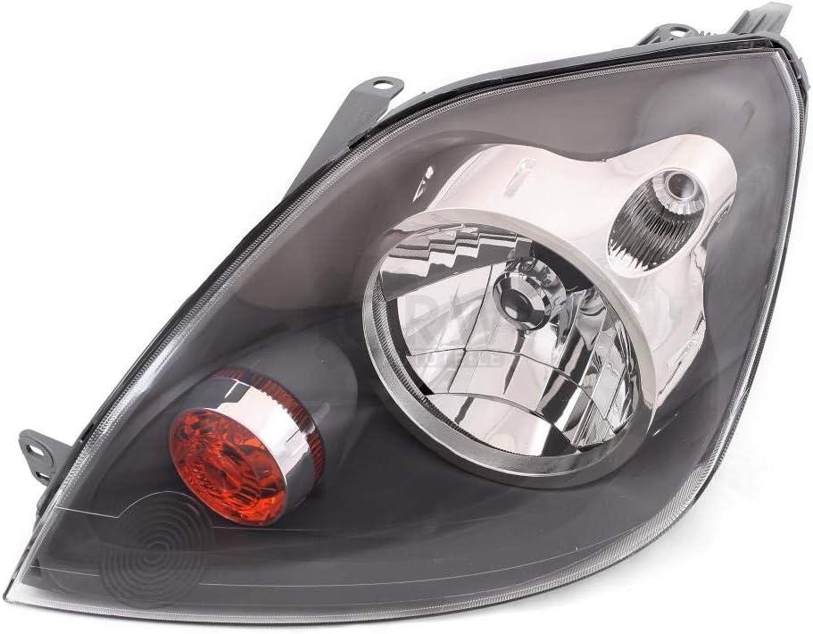Jeu de phares pour Fiesta type JH1 JD3 /à partir de 2005-8 2008 Facelift H4.