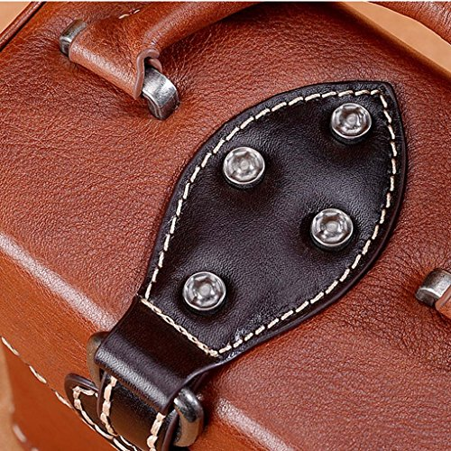 Lady cuir Retro Messenger Sacs tout unique à Marron fille seau bandoulière à femmes en à sac Vintage bandoulière Sac fourre Fighting main souple fYwqZOt