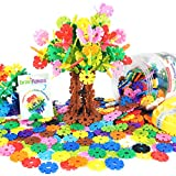 Product DescriptionPatent Pending Brain Flakes brand discs from VIAHART are a new construction toy that teaches children spatial thinking and lets imaginations run wild! Every jar contains over 500 discs, which means hours of endless fun and engineer...