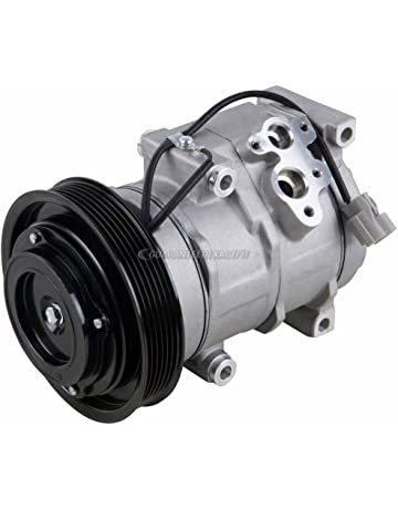 AC Compressor & A/C Clutch For Acura MDX TL & Honda Accord Odyssey Ridgeline