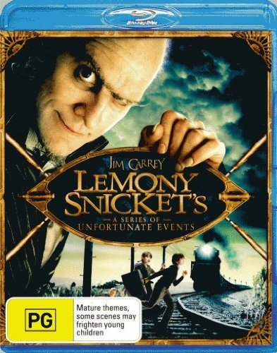 Lemony Snicket's A Series of Unfortunate Events [NON-USA Format / PAL / Region B Import - Australia]
