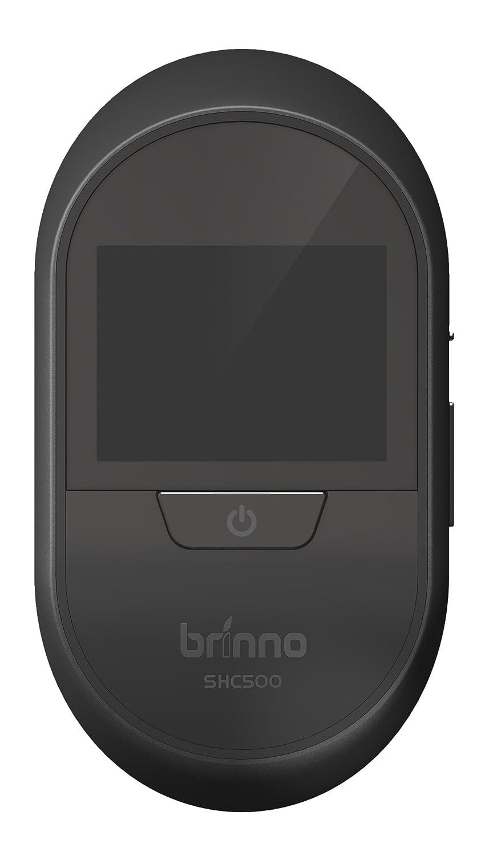 1,4 cm, Negro, 4,3 cm, 8 cm, AA, 90/° Digital Door Viewers Brinno SHC500 14