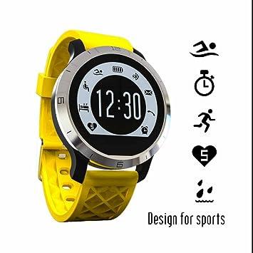 Salud Smart Watch llamada y pantalla llevar Anti Cómodo de pérdida ...