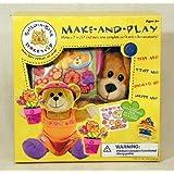 Build-A-Bear Workshop Make and Play Bear Kit: Read Bear