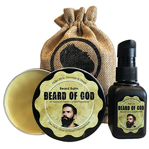 BLACK COCONUT Beard Balm Conditioner