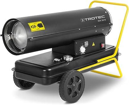 TROTEC Direkt Ölheizer IDX 31 D Heizkanone Heizgerät Bauheizer Zeltheizung 30 kW