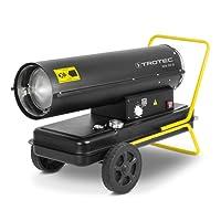 TROTEC 1430000066 Direkt-Ölheizgebläse Heizkanone IDX 30 D Ölheizer Ölbeheizung Heizer mit 30 kW