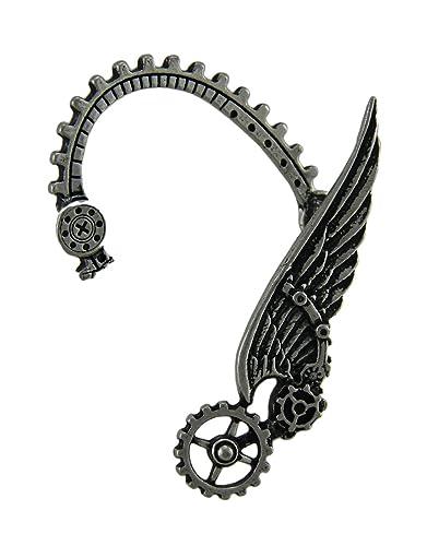 Alchemy Empire: Steampunk Icarus Ear Wrap JvpSy4kI