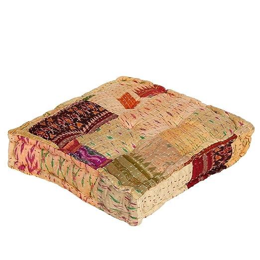 albena shop 72-116 Kamila oriental Cojín de suelo, indio ...