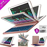 Best Boriyuan Keyboard Case For Ipad Airs - iPad Keyboard Case for iPad 2018 Review